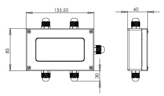 Rw  Build In Load Cell Summing